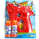 Right Stuff Angry Birds Air Bubble Battery Operated Toy Gun.