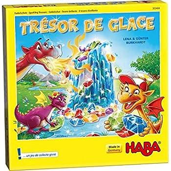 Haba - Trésor de Glace - Plastique,Carton - 303404