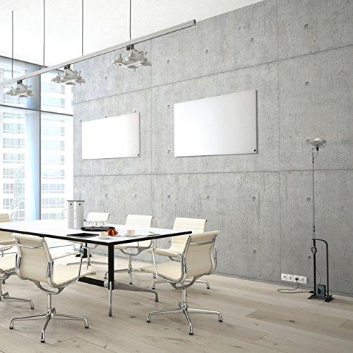 Allpax Infrarot Glasheizung Weiss 600 Watt – 60 x 90 x 25 cm – TÜV geprüft – Wandmontage kaufen  Bild 1*