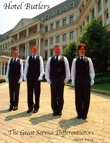 Hotel Butlers, The Great Service Differentiators (English Edition)