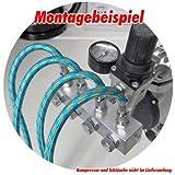 Airbrush Druckluftverteiler 4-fach - 3