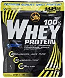 All Stars 100% Whey Protein, Banana Split, 1er Pack (1 x 500 g)