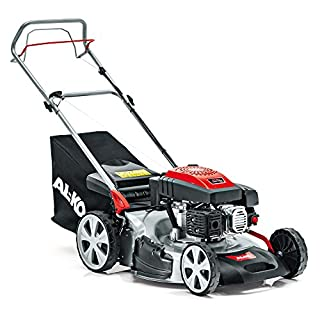 AL-KO Easy 5.1 SP-S Self Propelled Lawn Mower, Silver