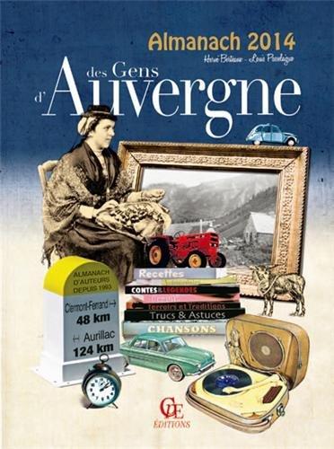 Almanach des gens d'Auvergne 2014