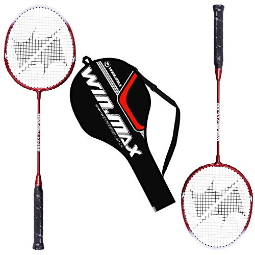 WIN.MAX Badmintonschläger Schläg...