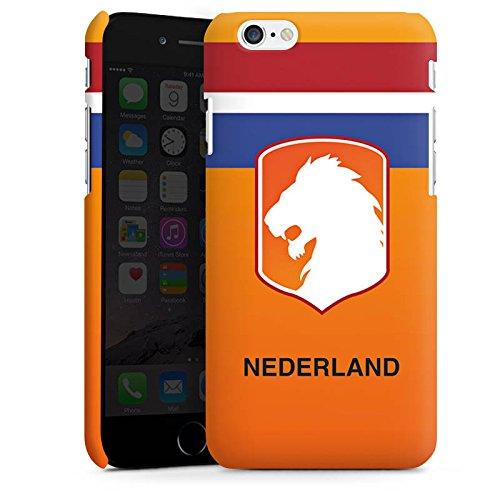 Apple iPhone X Silikon Hülle Case Schutzhülle fußball trikot fussball Premium Case matt
