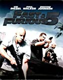 Fast Furious 5 - 100th Anniversary Universal Steelbook Edition [Blu-Ray]