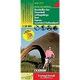 Freytag Berndt Wanderkarten, WK 271, Neusiedler See-Eisenstadt-Leithagebirge-Rust-Sopron-Seewinkel Nationalpark, Wander-Rad- und Segelkarte - Maßstab ... (freytag & berndt Wander-Rad-Freizeitkarten)