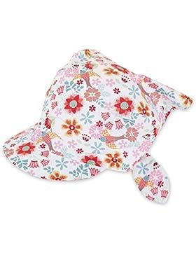 Bandana con Visera Flores by Sterntaler gorra de solgorra de chicas gorra de sol