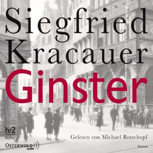 Buchseite und Rezensionen zu 'Ginster' von Siegfried Kracauer