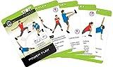 STOP! Trainingskarten - Power Flex dt. Version - SAQ Serie