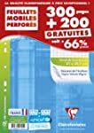 Clairefontaine - 11791c - Feuillets M...