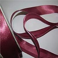 Dusky - Bies de satén, 19 mm, color rosa