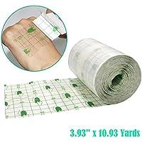 Transparent Stretch Bandage, selbstklebend, risingmed Wasserdicht Transparent Heftpflaster Wundauflage Fixer Stretch... preisvergleich bei billige-tabletten.eu