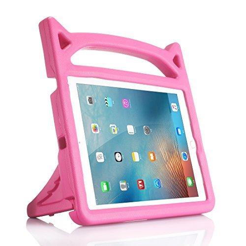 Lmaytech iPad 9,72018& 2017/iPad Pro 9,7/iPad Air/iPad Air 2Hülle, Leichtes stoßfest Cartoon Kids Schutzhülle für iPad Air/Air 2/iPad Pro 9,7und iPad 9,72018& 2017 -