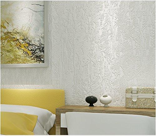 Yosot Moderner Minimalismus Mottling Textur Vliestapeten Wohnzimmer Schlafzimmer Tapete Creme