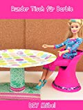 Clip: Runder Tisch für Barbie - DIY Möbel