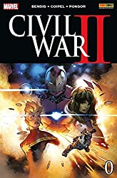 MARVEL MINISERIE N.175 - CIVIL WAR II 0