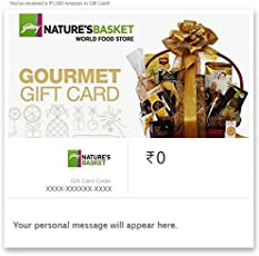 Godrej Nature's Basket - Digital Voucher