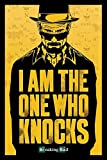 Breaking Bad I am The one who Knocks Poster Mehrfarbig
