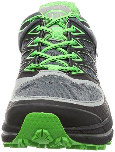 Tecnica Inferno Xlite 3.0 Gtxョ, Chaussures Multisport Outdoor homme Multicolore (Grigio Scuro/Verde)