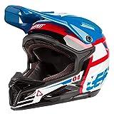 Leatt Helm GPX 4.5 V25 Blau Gr. L