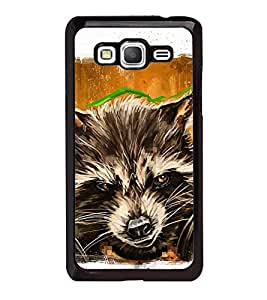 Fuson Premium 2D Back Case Cover Cute cat With Multi Background Degined For Samsung Galaxy A5::Samsung Galaxy A5 A500F