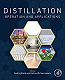 Distillation: Operation and Applications (Handbooks in Separation Science)
