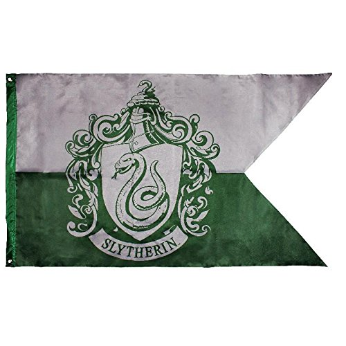 Harry Potter Flagge Slytherin Crest Slytherin Flagge