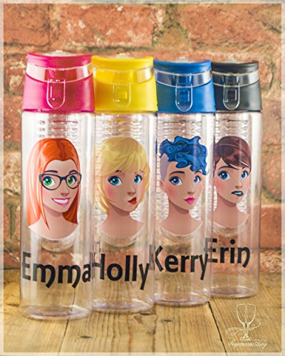 face-personalised-fruit-infusion-water-bottle-funny-glass-drink-glass-sports-bottle-infusing-infuser