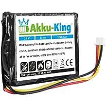 Akku Ersatzakku mit 950mAh für TomTom 4ET03 N14644