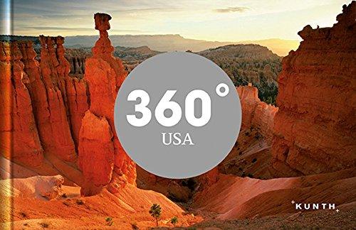 360° USA (KUNTH Bildbände/Illustrierte Bücher)
