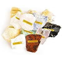 sortiert Mineral Kristall Tablett–Ideal für Reiki Crystal Healing, cabbing, Schneiden, Lapidary, Polieren &... preisvergleich bei billige-tabletten.eu