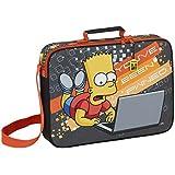 Los Simpsons - Cartera bandolera extraescolares (Safta 611705385)