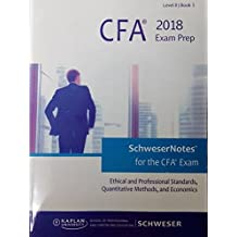 2018 CFA Level 2 Study package (5 books) + (2) practice books + Question Bank CD