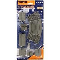 TomyTEC 910886Basic Set Model Railway Train Tracks Accessories