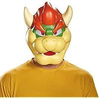 Máscara Bowser Nintendo adulto