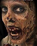 Erwachsene Klassisch Zombie Halloween Schminke Maske Bündel - Hollywood Stil Effekten