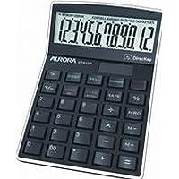 Aurora AO41553-Calcolatrice da scrivania, colore: nero -  Confronta prezzi e modelli