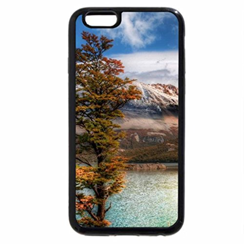 iPhone 6S / iPhone 6 Case (Black) beautiful lakeview hdr