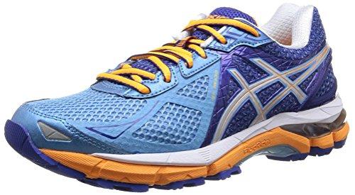 zapatillas de running hombre asics gt- 2000 v3 azul