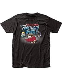 SOUTHPARK - T-shirt - Manches Courtes - Opaque - Homme noir noir