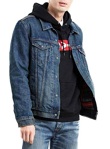 Levi's ® lined trucker giacca jeans chewy trucker