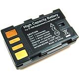 Troy - Batterie Li-Ion pour JVC BN-VF808