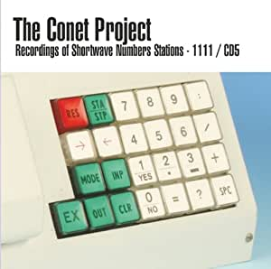 The Conet Project: Recordings of Shortwave Numbers Stations TCP/1111
