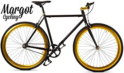 Bici Fixie – Fixed Bike Modelo: Eldorado.