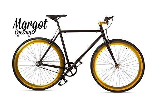 MARGOT Eldorado 58 - Bici Scatto Fisso, Fixed Bike, Bici single speed, Bici fixie