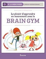 estimation pour le livre Braingym - le Plaisir d'Apprendre en Mouvements