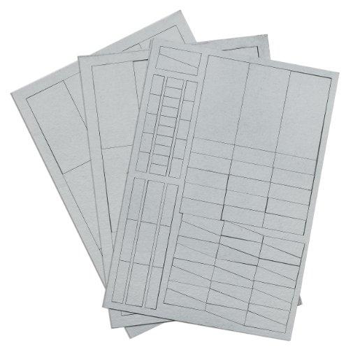 Preisvergleich Produktbild Busch 8790 - Betonplatten-Straße
