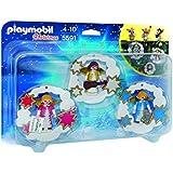 Playmobil Navidad - Pack adornos de Navidad de ángel (5591)